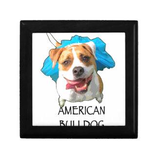 american bulldog gift box
