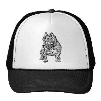 American Bully Dog Cap