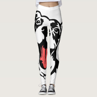 American bully/pitbull leggings