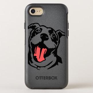 American bully/pitbull OtterBox symmetry iPhone 8/7 case