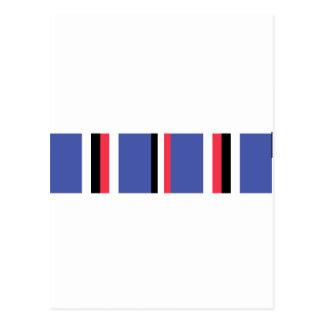 American Campaign Ribbon Postcards