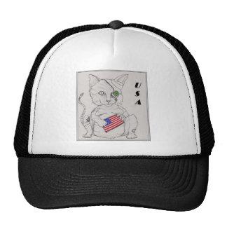 American Cat Cap