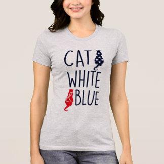 American Cat Lovers T-Shirt