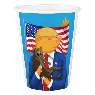 American Catastrophe Paper Cups