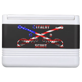 American Cavalry Igloo 12 Can Cooler