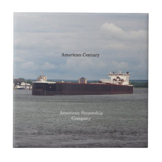 American Century tile
