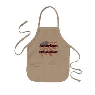 American Chamberlain Kids Apron