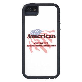 American Children's Resort Representative iPhone 5 Cases