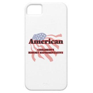 American Children's Resort Representative iPhone 5 Cover