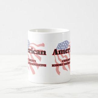 American Children's Resort Representative Basic White Mug