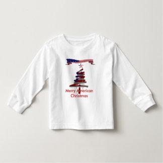 american christmas tee shirts
