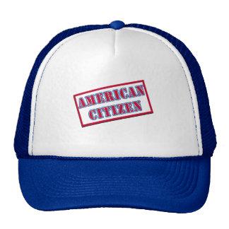 American Citizen Cap