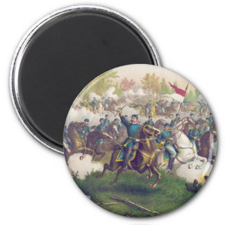 American Civil War Battle of Cedar Creek 1864 Magnet