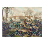 American Civil War Battle of Fort Donelson 1862