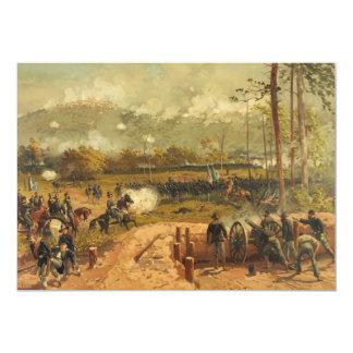 American Civil War Battle of Kennesaw Mountain Card