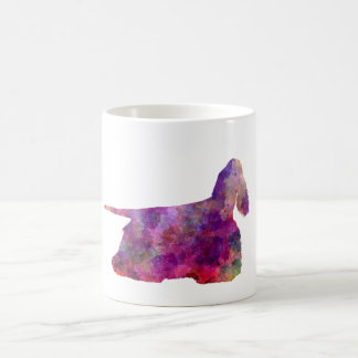 American Cocker spaniel 01 in watercolor 2 Coffee Mug