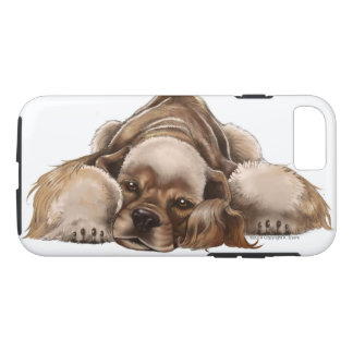 American Cocker Spaniel Iphone Case Tough