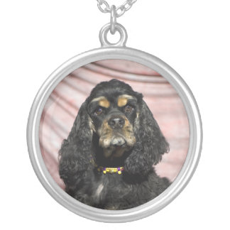 American Cocker Spaniel Necklace