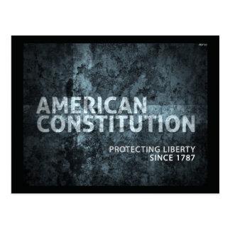 American Constitution Postcard