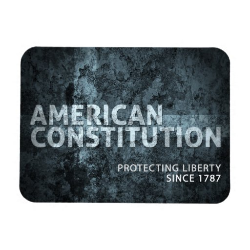 American Constitution Flexible Magnet