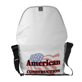 American Construction Manager Commuter Bags