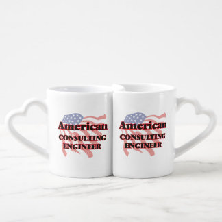 American Consulting Engineer Lovers Mug Sets