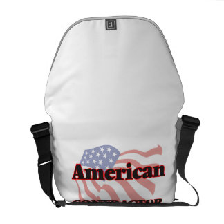 American Contractor Courier Bag
