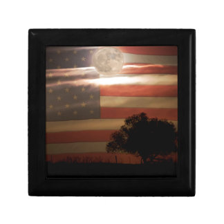 American Country Supermoon Gift Box