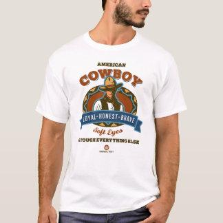 American Cowboy Tee-Shirt T-Shirt