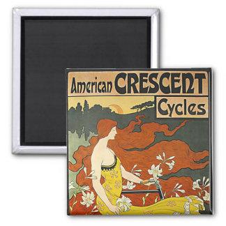 American Crescent-1899 Magnet
