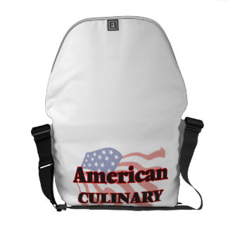 American Culinary Chef Commuter Bag