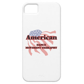 American Dance Movement Therapist iPhone 5 Covers