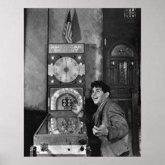 American Destiny: 1940s Poster