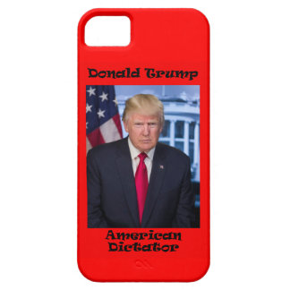 American Dictator - Anti Trump Barely There iPhone 5 Case