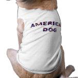 American Dog Dog T Shirt