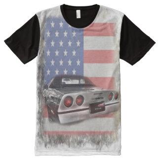 American Dream Machine All-Over Print T-Shirt