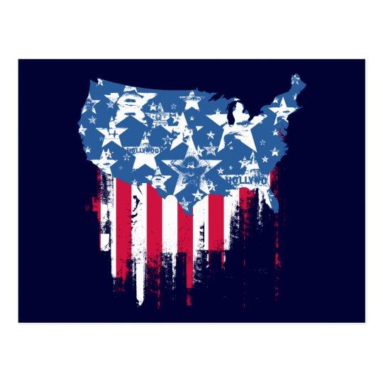 American Dream Postcard