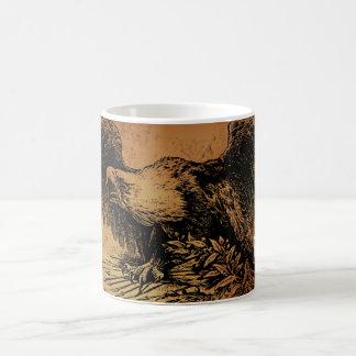 American Eagle - add your name or initials! Coffee Mug