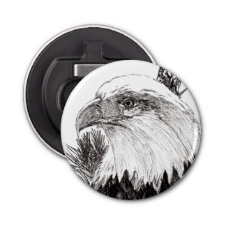 American Eagle Bottle Opener