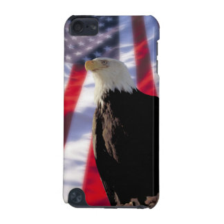 American Eagle & Flag iPod Case iPod Touch 5G Case
