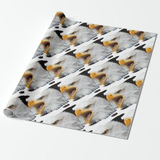 AMERICAN EAGLE - Jean Louis Glineur Photography Wrapping Paper