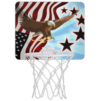 American eagle mini basketball hoop