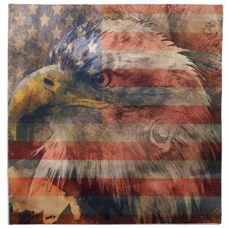 American eagle napkin
