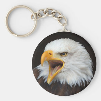 AMERICAN EAGLE - Photography Jean Louis Glineur Key Ring