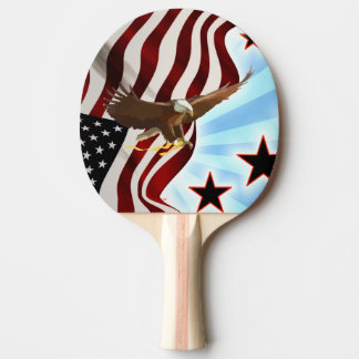 American eagle ping pong paddle