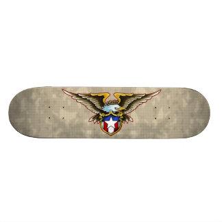 American Eagle Shield Design Skate Board Decks