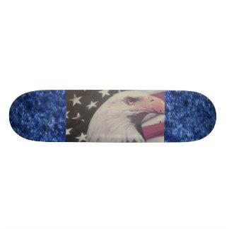 American Eagle Skate Deck