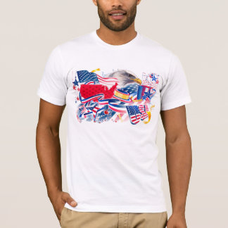 AMERICAN EAGLE THE USA T-Shirt