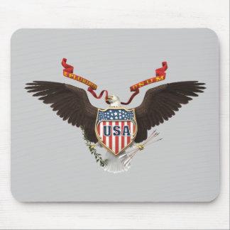 American Eagle USA Mousepad