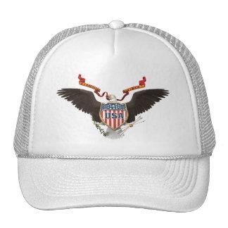 American Eagle USA White Hat